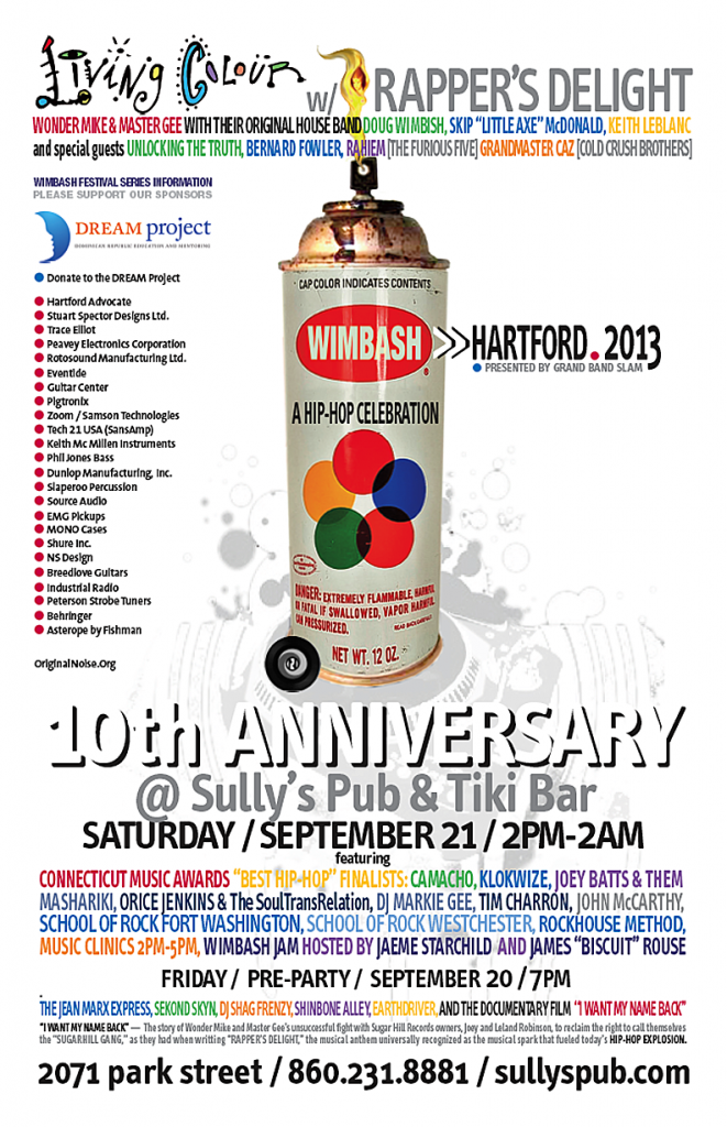 WimBash>>Hartford 2013